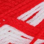 Lova FAN Schachenmayr 80mtr / 80g / rot weiß, Nd. 10 mm