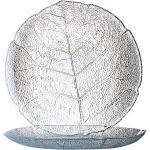 Luminarc ARC 10274 Aspen Teller flach, 19.1cm, Glas, transparent, 6 Stück 0026102102749 ARC 10274