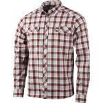 Lundhags Flanell MS Shirt Outdoorhemd (dark-red), S