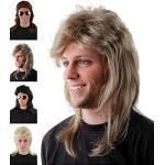 Männer frisur 80er perücke jahre 80er Frisuren