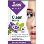 LUVOS Heilerde Clean-Maske Naturkosmetik 2X7.5 ml