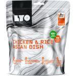 Lyo Food Asiatische Reispfanne mit Hähnchen - Outdoor Nahrungsmittel