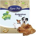 Lyra Pet® 100 Rinderohren ca. 2 kg Leckerli Hundefutter wie Pansen/Einheit = 1St