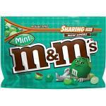 M&M's Minz Schokolade - 2er Pack (2x273g)