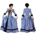Madame de Barock Damenkostüm - violett