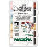 Madeira Aerofil No.120 Smartbox (18 Farben/ 1000 m)