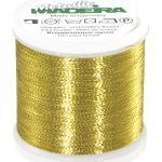 "MADEIRA Stickgarn Metallic ""Brilliant"", Stärke 40, 200 m-Spule, gold"