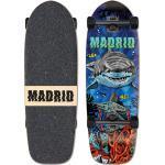 Madrid Longboard Shark Complete