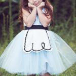 Mädchen Eiskönigin Anna Elsa Cinderella Prinzessin Kinder Kostüm Karneval Kleid