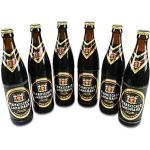 Märkischer Landmann Schwarzbier (6 Flaschen à 0,5 l / 4,9% vol.)