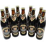 Märkischer Landmann Schwarzbier (9 Flaschen à 0,5 l / 4,9% vol.)