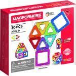 MAGFORMERS® Magnetbaukasten Basic-Set klein, bunt