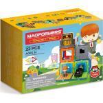 Magformers - Town set - Bank Set (3103) Bunt