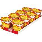 Maggi 5 Minuten Terrine Hühner-Nudeltopf 41 g, 8er Pack