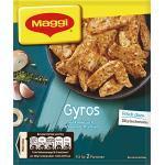 Maggi fix & frisch, Gyros, 30 g Beutel, ergibt 2 Portionen, 16er pack (16 x 30 gm)