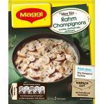 Maggi fix & frisch, Rahm Champignons, 37 g Beutel, ergibt 2 Portionen