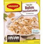 Maggi fix und frisch für Rahm Geschnetzeltes, 17er Pack (17 x 42 g)