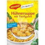Maggi Guten Appetit Hühnersuppe mit Tierfiguren, 16 er Pack (16 x 750 ml)