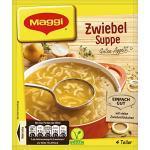 Maggi Guten Appetit, Zwiebel Suppe, 55 g Beutel, ergibt 4 Teller, 28er Pack (28 x 55g)