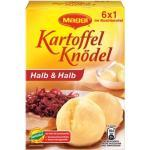 Maggi Kartoffelknödel halb&halb Kochbeutel, 6er Pack (6 x 200 g Packung)