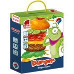 Magnetspiel Burger (Kinderspiel)