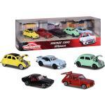 Majorette Car Set von Simba Vintage Cars 5 Stk