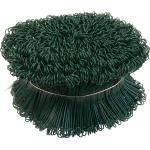 MaKeDO Bindedraht 1,6 x 140mm 13cm grün 1000 Stück - 30023 (1.000 Stück)