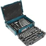 Makita Werkzeugkoffer E-08713, Werkzeug-Set, 120-teilig, im MakPac 1