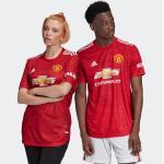 Manchester United 20/21 Heimtrikot Authentic