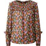 Mango Bluse mit floralem Muster Modell 'Margot'