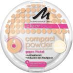 Manhattan Clearface Compact Powder 70-Vanilla 9 g Kompaktpuder