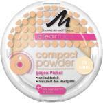 Manhattan Clearface Compact Powder 76-Sand 9 g Kompaktpuder