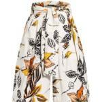 Marc Cain Paperbag-Shorts beige