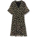 Bunte Marc O'Polo Mini V-Ausschnitt Sommerkleider für Damen