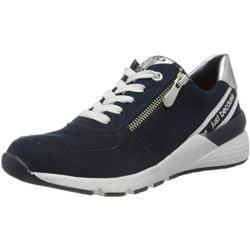 MARCO TOZZI Damen 2-2-23739-34 Sneaker, Blau (Navy Comb 890), 37 EU