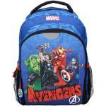 Marvel rucksack The Avengers Armor Up 18 Liter Polyester blau