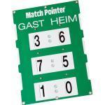 Match Pointer, 96x65 cm