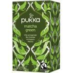 Matcha Green, bio - 20 Teebeutel à 1,5 g (30 g) - Pukka Tee