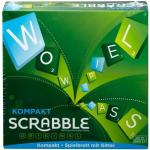 MATTEL CJT13 MATTEL Games Scrabble Kompakt Spiel