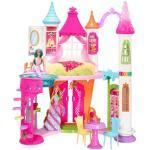 MATTEL DYX32 Barbie Bonbon-Königreich Schloss