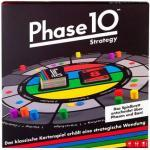 MATTEL FTB29 MATTEL Games Phase 10 Strategie Brettspiel