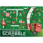 MATTEL GAMES Scrabble Dialekt-Edition Köln Gesellschaftsspiel, Mehrfarbig