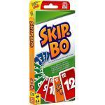 Mattel® Spiel, »Mattel 52370 - Mattel Games - Kartenspiel, Skip-Bo«, 162 Karten & Spielregeln
