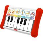 Mattel® Spielzeug-Musikinstrument »Fisher Price Musical Touch Piano«, rot