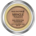 Max Factor Miracle Touch hydratisierendes cremiges Make-up SPF 30 Farbton 083 Golden Tan 11.5 g