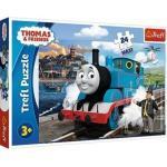 Maxi Thomas die kleine Lokomotive (Kinderpuzzle)