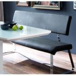 MCA furniture Polsterbank Tia, (1 St.), Polsterbank, Belastbar bis max. 240 kg blau Polsterstühle Stühle Sitzbänke