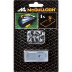 McCulloch Reservemesser Mähroboter (9x) Mähmesser | Blitzschnell kostenlos geliefert