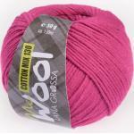 McWool Cotton Mix 130 uni von Lana Grossa, Pink