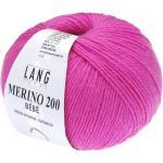 Merino 200 Bébé Superwash von Lang Yarns, Pink